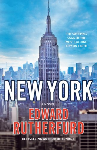 New York por Edward Rutherfurd