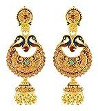 Handicraft Kottage Gold Plated Dangle & ...