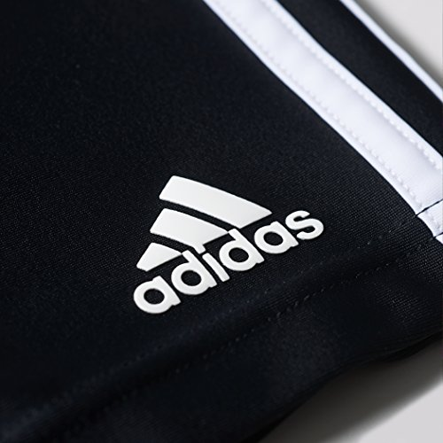 adidas Herren Badeshorts Infinitex 3 Streifen schwarz/weiß