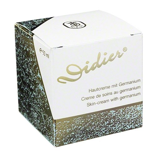 DIDIER Hautcreme mit Germanium 50 ml Creme