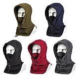 DD UP Multifunktions Skimaske Winddichte Vollgesichtsmaske Gesichtsmaske Motorradmaske Winter Balaclavas Hut für Sport und Outdoor