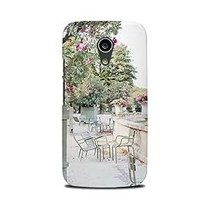 Yashas High Quality Designer Printed Case & Cover for Moto G2 (2nd Gen) (Art pattern)