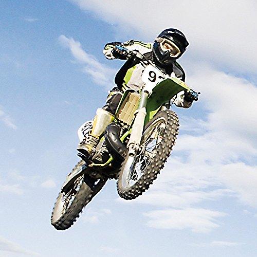 Apple iPhone 5s Housse Étui Protection Coque Motocross Moto Sport mécanique Étui en cuir marron