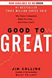 Good to Great: Why Some Companies Make the Leap...And Others Don't (English Edition)...