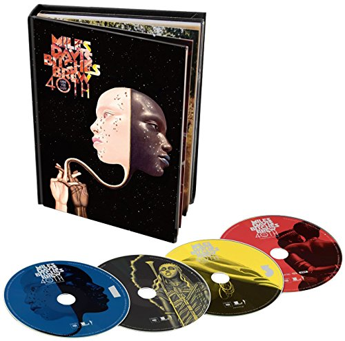 Bitches Brew-40th Anniversary Collector'S Edition [3 CD + 1 DVD]