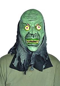 Ciao 30098-Máscara Horror Monstruo oltretomba (látex, modelos surtidos