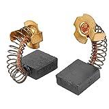 sourcingmap® 2Stk Ersatzteil Motor Kohlebürsten 18mm x 17mm x 7mm für Elektromotoren