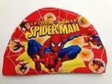 Diamondhead Caps lindos niños de los niños de dibujos animados de natación para niños y niñas (araña)