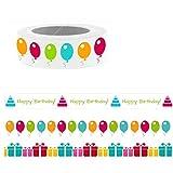 Washi Tape Geburtstag