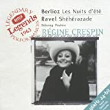 Les Nuits d'été / Shéhérazade  (coll. Decca Legends)