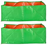 #5: Evergreen Terrace Gardening Leafy Vegetable Green Grow Bag (18