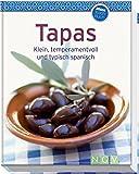 Tapas (Minikochbuch): Klein, temperamentvoll und typisch spanisch (Minikochbuch Relaunch)