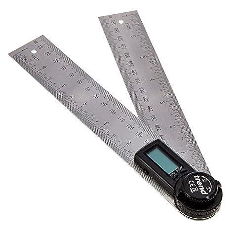 Trend Digital Angle Rule 20cm TREDAR200