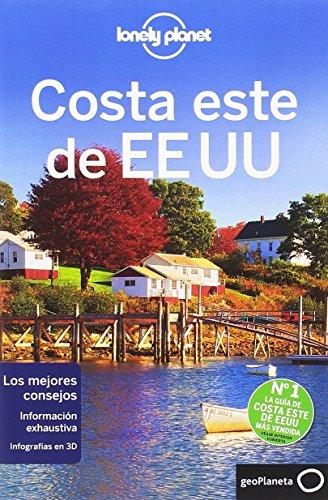 Costa este de EE UU (Guías de Región Lonely Planet)