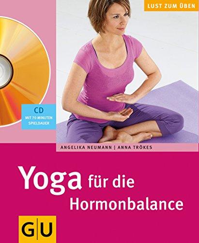 Yoga für die Hormonbalance: Button: CD mit 70 Minuten Spieldauer (GU Multimedia Körper, Geist & Seele)