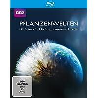 Pflanzenwelten - Die heimliche Macht auf unserem Planeten [Blu-ray]