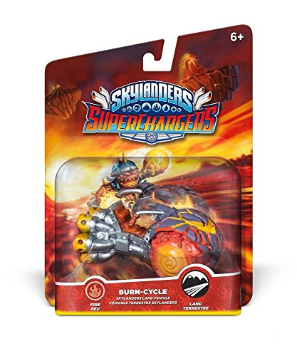 Figurine Skylanders : Superchargers - Burn Cycle