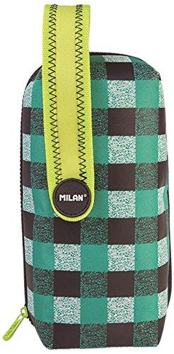 Milan Pulu Land Estuches, 23 cm, Multicolor