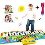 Best Education Toys 3 Year Old Girls - Musical Toys, Education Toy, New Touch Play Keyboard Review