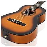 Guitare Classique 3/4 Sunburst par Gear4music