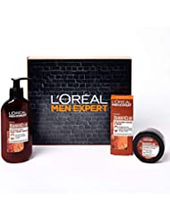 L'Oréal Men Expert - Coffret Saint Valentin Barber Club 3 produits soin de la barbe