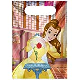 PACK OF 10 BEAUTY AND THE BEAST PARTY BAGS