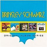 Coffret 5CD (Brinsley Schwarz & Despite it All & Silver Pistol & Nervous on the Road & Please don't ever Change)