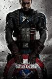 Grupo Erik Editores Poster Marvel Capitan America