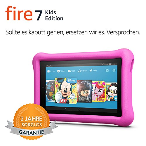 Das neue Fire 7 Kids Edition-Tablet - 2
