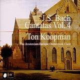 J.S. Bach: Cantatas, Vol. 4 by Koopman (2004-08-03)