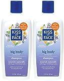 KISS MY FACE SHAMP,BIG BODY,PARABN FRE, ...