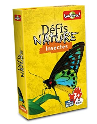 Bioviva - 280068 - Défis Nature - Insectes