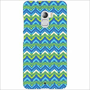 Design Worlds Silicon Back Cover For Lenovo K4 Note - Phone Cover Multicolor