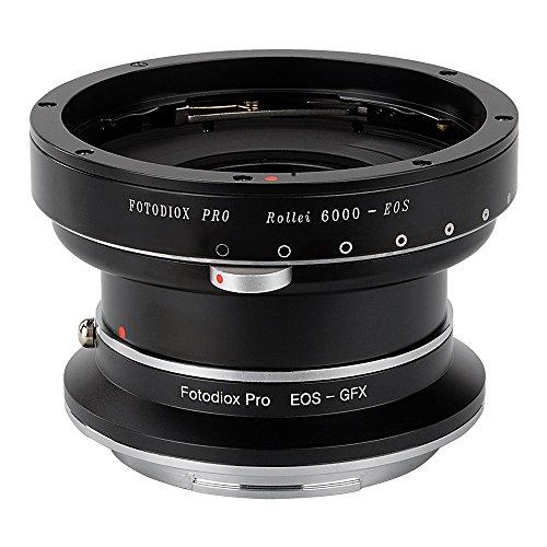 Fotodiox r6K-EOS-GFX-pro Lens Mount Adapter-Schwarz Medium-format Digital Slr