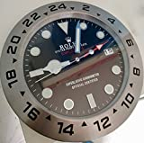 replica Rolex 35 mm de Pared Explorer II Metal Movimiento silencioso.