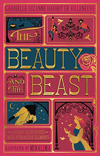 Beauty And The Beast (Harper Design Classics) por Gabrielle-Suzanna Barbot De Villenueve