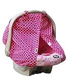 Stilvoller Babyschalen - Sicht- und Wetterschutz