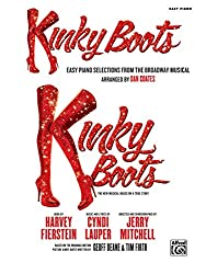 Kinky Boots  |  Piano  |  Book