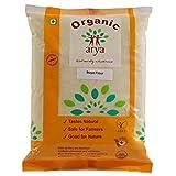 Arya Farm Organic Soya Flour, 500g
