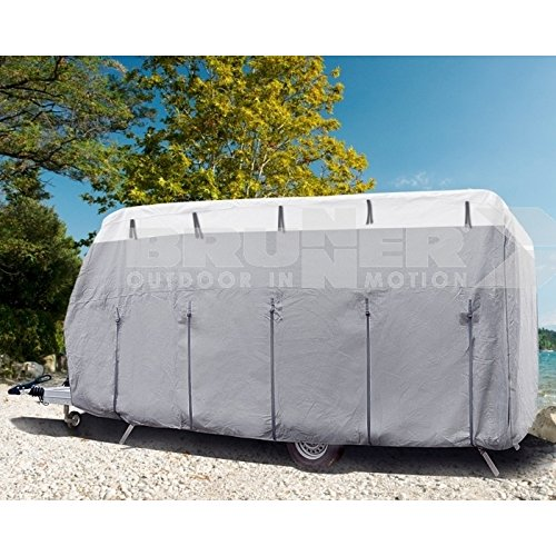 Brunner 7241499N Schutzhülle Caravan Cover 12M, 500-550 cm