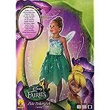 Disney - I-888827l - Disfraz Para Niños - Lujo - Fairies Pixie - Talla L
