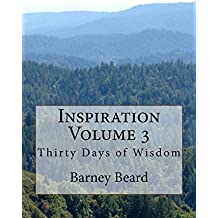 Inspiration Volume 3 (English Edition)