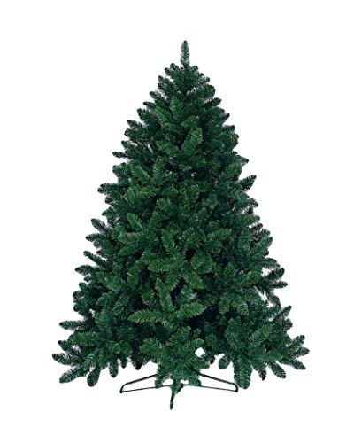 Viscio Trading Re delle Alpi Albero Natale, 900 Rami, Acrilico, Verde, 100x100x180 cm