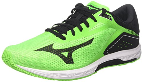Nuevo Mizuno Wave Sonic Hombre Zapatillas Deportivas Calzado Deportivo Verde