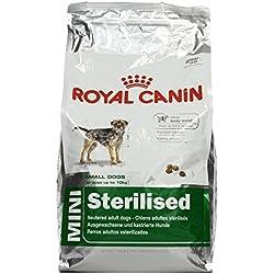 ROYAL CANIN Croquettes pour Chien pour Petits Chiens stérilisés Contrôle du Poids 4kg