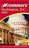 Washington DC 2002 (Frommer's City Guides)