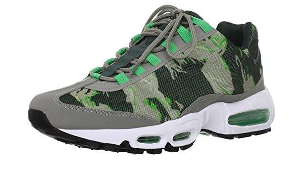Nike Men's Air Max 95 PRM Tape Mine GreyGamma GreenMrtr