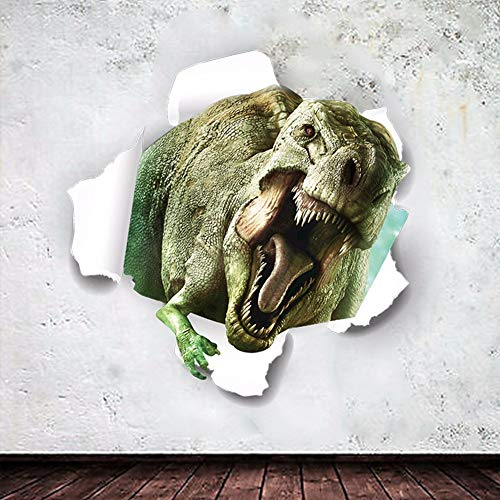 3D Efecto Jurassic Park World Dinosaurio Pegatinas