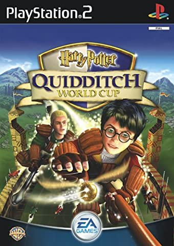Harry Potter: Quidditch World Cup (PS2) [import