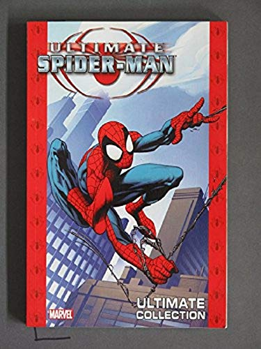 Ultimate Spider-Man Ultimate Collection - Book 1 (Spider-man 1 Comic)